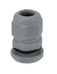 Product image for Nylon Cable Gland M40 Dark Grey 22-32mm