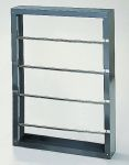 Product image for 4rod steel wire spool rack,943x664x152mm