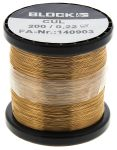 Product image for ENAMELLED COPPER WIRE 100G 0.22MM DIA