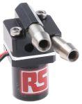 Product image for Mini pump, 0.65 l/m, 6V dc, 2 port, LED