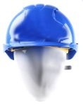 Product image for EVO 2 SAFETY HELMET, BLUE