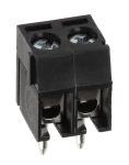 Product image for 3.5mm U/low prof PCB terminal block,2P