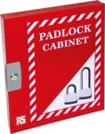 Product image for 42 Lock Padlock Cabinet