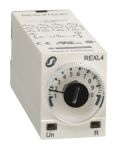 Product image for 4 CO On Delay timer 24V AC REXL4TMB7