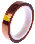 Product image for HIGH TEMP MASKING TAPE,33M L X 19MM W