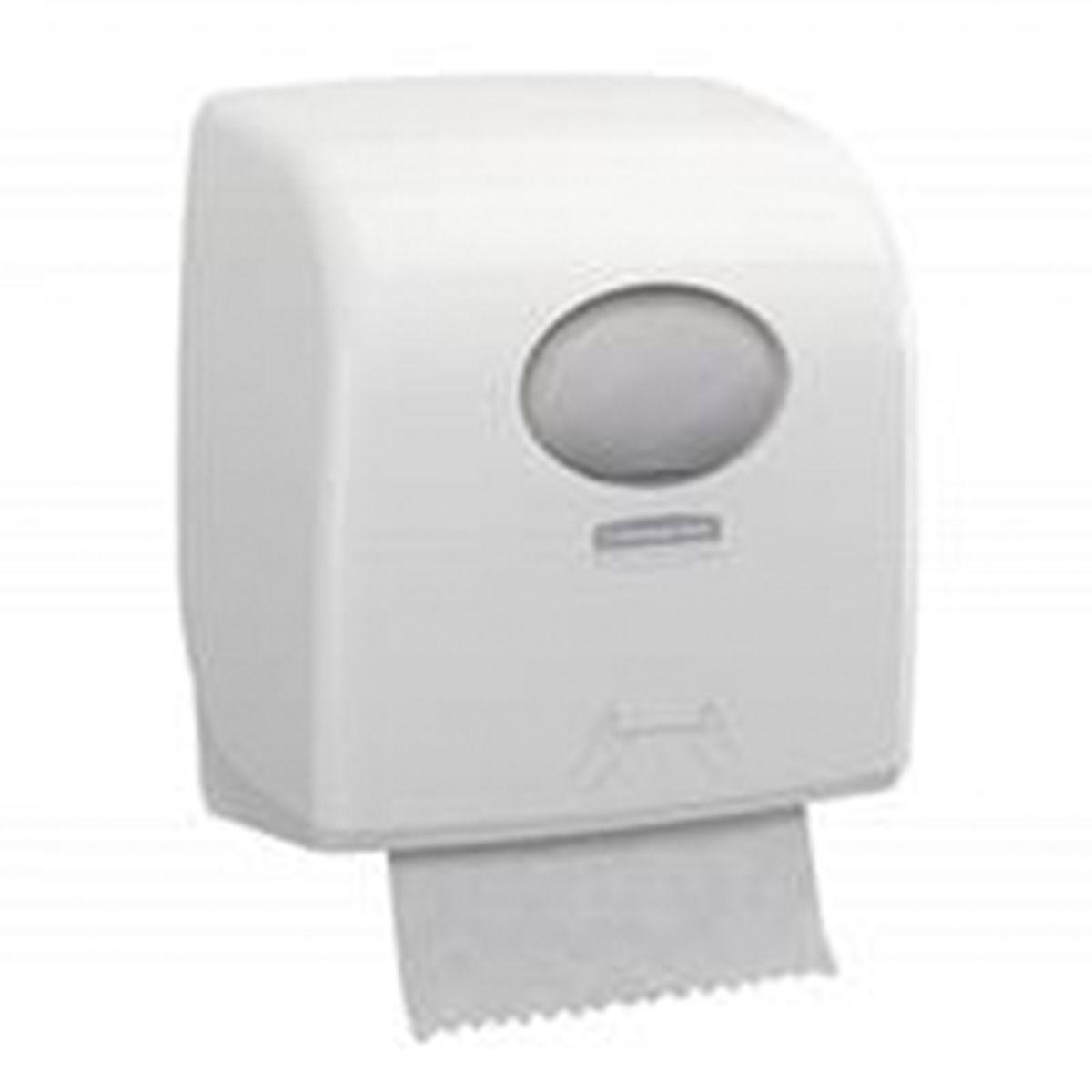 Diamond Plate Aluminum Paper Towel Holder Magnetic or Screw Mount