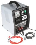 Product image for RS PRO Lead Acid 12V 33A Battery Charger with UKplug