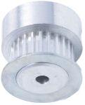 Product image for MXL Aluminium Pulley teeth 24, bore 3mm