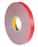 Product image for 3M VHB Tape GPH-060GF, grey, 12mm x 33m