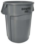 Product image for BRUTE CONTAINER W/ VENTING 166.5L