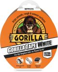 Product image for GORILLA TAPE WHITE 27M