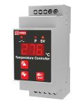 Product image for RS PRO On/Off Temperature Controller, 86 mm x 35 mm, Thermocouple Input, 230 V Supply
