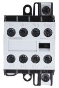 Product image for 4 NO contactor,4kW 20A 230Vac/dc coil