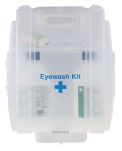 Product image for Emergency eyewash station w/wall bracket