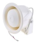 Product image for WATERPROOF COMPACT HORN SPEAKER 8 OHM