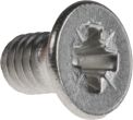 Product image for A2 s/steel cross csk head screw,M3x5mm