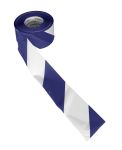 Product image for Blue and white warning tape