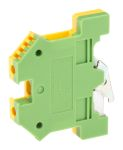 Product image for TS32/G DIN rail mount earth terminal
