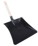 Product image for RS PRO 225 x 120 x 430 mm Hand Shovel