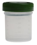 Product image for 60ml Histology specimen container, PP, G