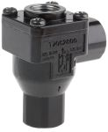 Product image for PNEUMATIC T70 QUICK EXHAUST VALVE,G1/4