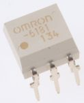 Product image for MOSFET relay, 6pin DIP, 60V 0.5A