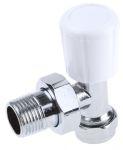 Product image for 15mm lock shield radiator valve,10bar