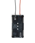 Product image for 2 AA BATTERY HOLDER & LEAD