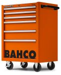 Product image for 6 DRAW.PRO TOOL TROLLEY ORANGE