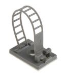 Product image for Adhesive Adjustable Cable Clip 70x18mm
