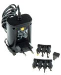 Product image for POWER ADAPTER,EURO,PLUG IN,ERP,3-12V1.5A