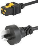 Product image for AU cordset 16A 2.0m, V-Lock