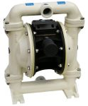 Product image for Tecnomatic Diaphragm Air Operated Positive Displacement Pump, 130L/min