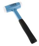 Product image for RS PRO Nylon Mallet 1.2kg With Replaceable Face