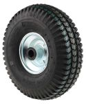 Product image for Spare pneumatic tyred wheel,260mm OD