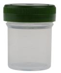 Product image for 20ml Histology specimen container, PP, G