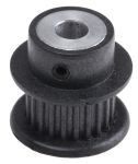 Product image for MXL Plastic Pulley with insert teeth 22