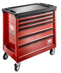 Product image for Facom 6 drawer WheeledTool Chest, 971mm x 518mm x 968mm