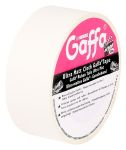 Product image for MATTGAFFA WHITE FABRIC BACKED TAPE AT200