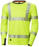 Product image for Helly Hansen HH Lifa Active Yellow Hi Vis T-Shirt, S