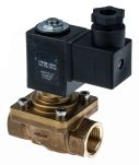 Product image for 2/2 WAY SOLENOID VALVE, NC, FEMALE G1/2