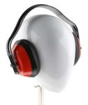 Product image for BASIC EAR DEFENDER RED