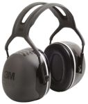 Product image for 3M PELTOR X5A Ear Defender with Headband, 37dB