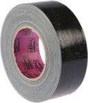 Product image for GLOSS CLOTH TAPE GAFFA BLACK 50M AT202