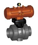 Product image for Georg Fischer Ball Pneumatic Valve