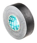 Product image for Advance Tapes AT160 Matt Black Cloth Tape, 50mm x 50m, 0.33mm Thick