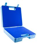 Product image for Blue storage case w/handle,310x280x100mm