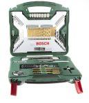Product image for 100 piece HSS dr/bit set