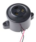 Product image for High/low tone buzzer 12Vdc 100dB