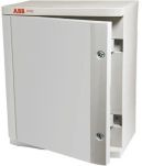 Product image for ABB 1SL02, Thermoplastic Wall Box, IP66, 260mm x 700 mm x 580 mm
